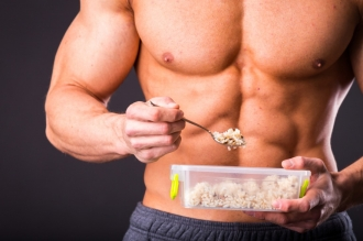 Главные условия для набора мышечной массы