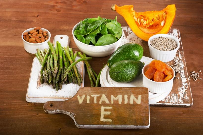 Витамин Е и его значение для организма