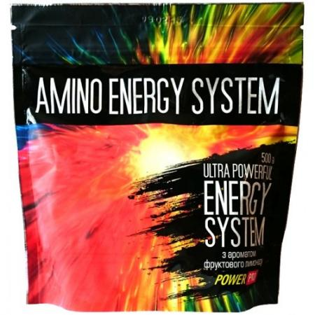 Power Pro Amino Energy System, 500 грамм
