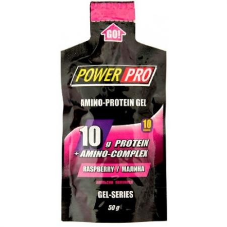 Power Pro Amino-Protein Gel, 1 пакетик