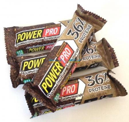 Power Pro 36%, 40 грамм-кучка-
