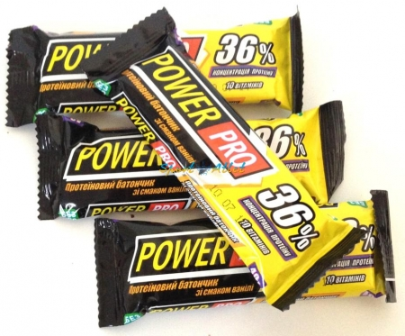 Power Pro 36%, 40 грамм-кучка