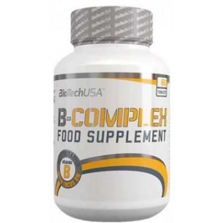BioTech B-Complex, 60 таблеток