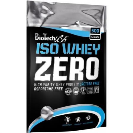 BioTech Iso Whey Zero, 500 грамм