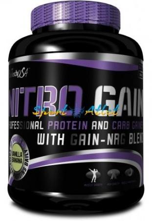 BioTech Nitro Gain, 2.27 кг