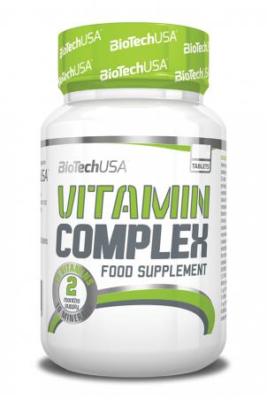 BioTech Vitamin Complex, 60 таблеток