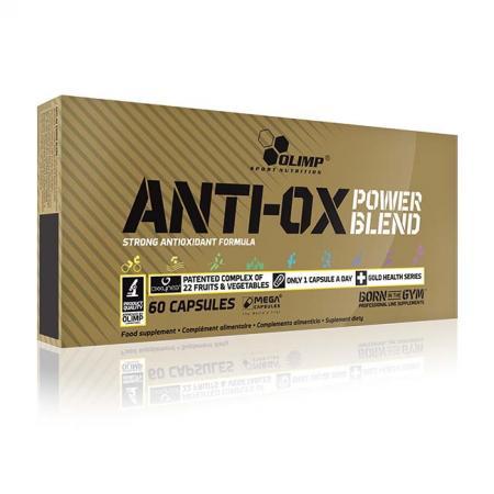 Olimp Anti-OX Power Blend, 60 капсул
