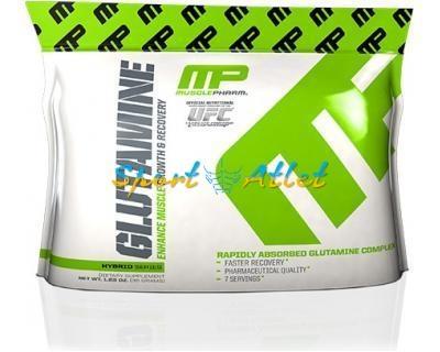 MusclePharm Glutamine, 35 грамм