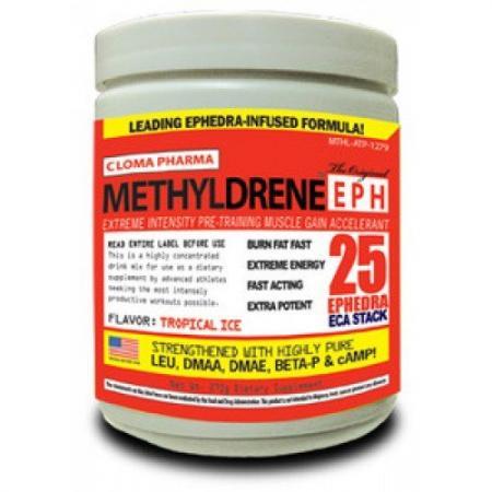 Cloma Pharma Methyldrene EPH, 270 грамм
