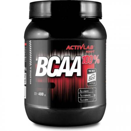 ActivLab BCAA 100%, 400 грамм