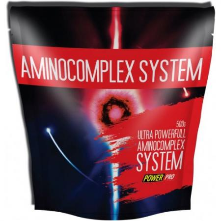 Power Pro Aminocomplex System, 500 грамм
