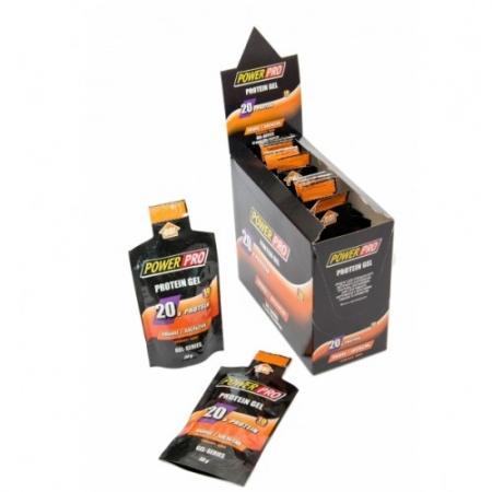 Power Pro Protein Gel, 12 пак/упаковка