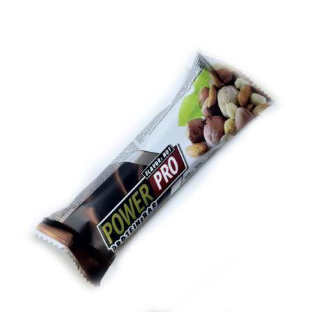 Power Pro 36% с орехами Nutella, 60 грамм