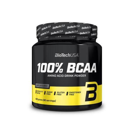 BioTech 100% BCAA, 400 грамм