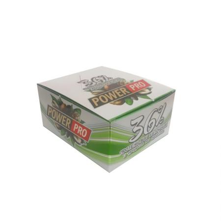 Power Pro 36% с орехами Nutella 60 гр, 20 шт/уп разрез