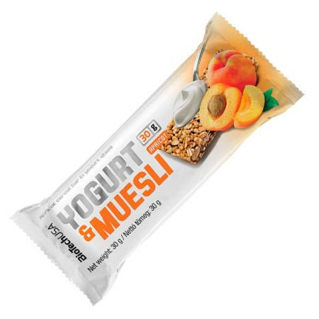 BioTech Yogurt & Muesli, 30 грамм