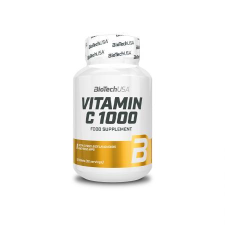 BioTech Vitamin C 1000 Acai Berry, 30 таблеток
