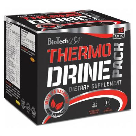 BioTech Thermo Drine Pack, 30 пакетиков-капс