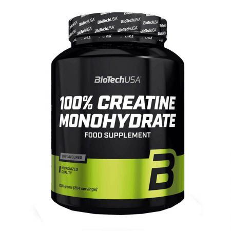 BioTech 100% Creatine Monohydrate, 1000 грамм