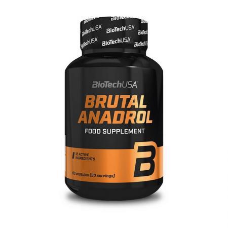 BioTech Brutal Anadrol, new look