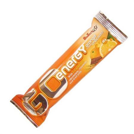 BioTech Go Energy Bar, 40 грамм