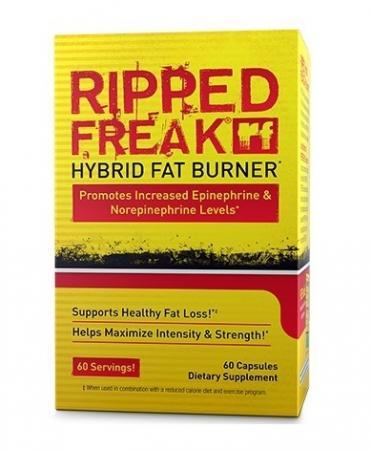 PharmaFreak Ripped Freak, 60 капсул