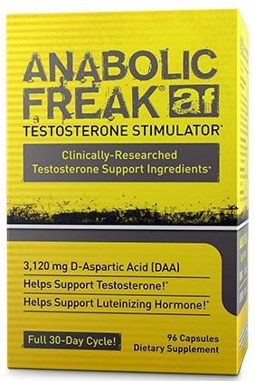 PharmaFreak Anabolic Freak, 96 капсул