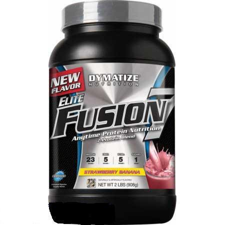 Dymatize Elite Fusion 7, 908 грамм
