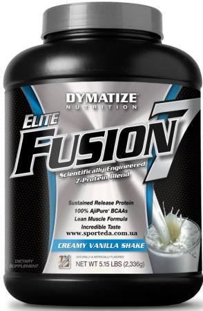 Dymatize Elite Fusion 7, 2.3 кг