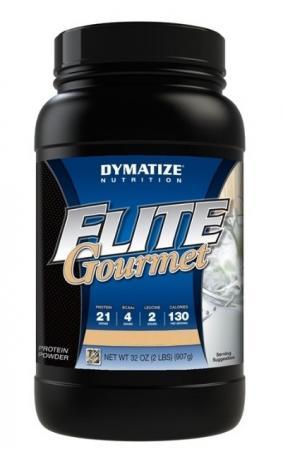 Dymatize Elite Gourmet, 907 грамм