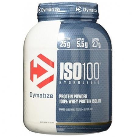 Dymatize ISO-100, 726 грамм