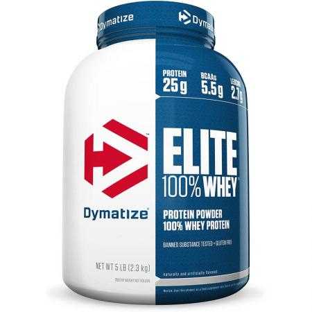Dymatize Elite 100% Whey Protein, 2.27 кг