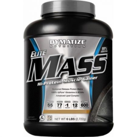 Dymatize Elite Mass, 2.7 кг