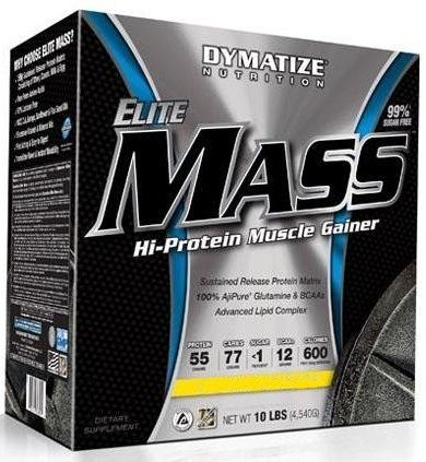 Dymatize Elite Mass, 4.5 кг