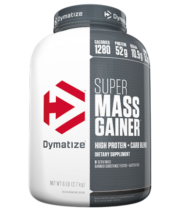 Dymatize Super Mass Gainer, 2.7 кг