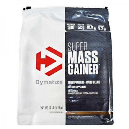Dymatize Super Mass Gainer, 5.4 кг