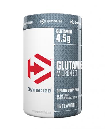 Dymatize Glutamine Micronized, 1 кг