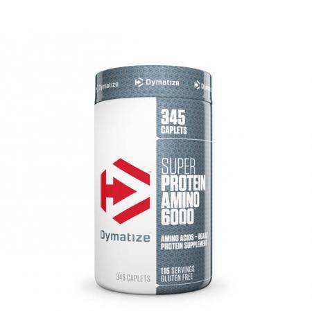 Dymatize Super Amino 6000, 345 каплет