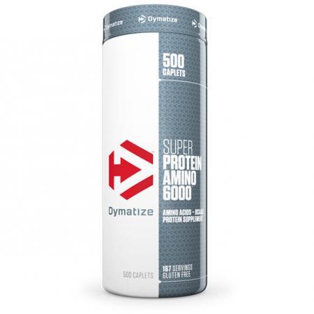 Dymatize Super Amino 6000, 500 каплет