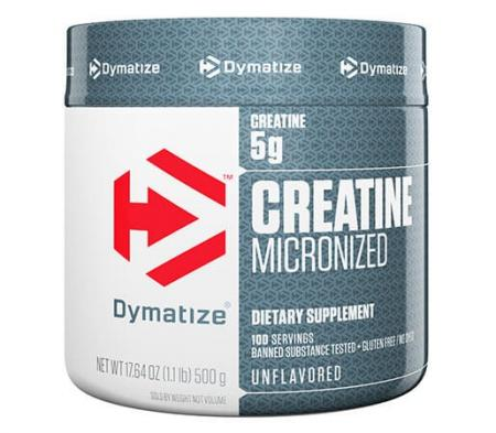 Dymatize Creatine Micronized, 500 грамм