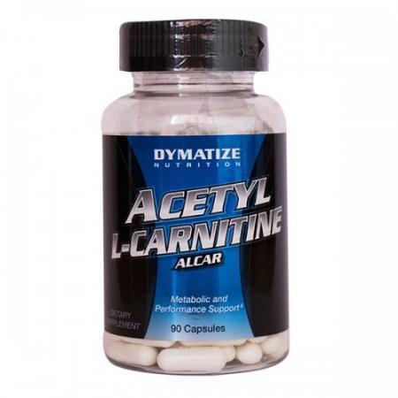 Dymatize Acetyl L-Carnitine, 90 капсул