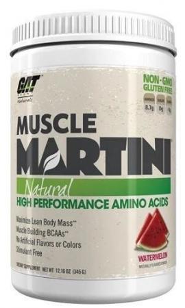 GAT Muscle Martini, 365 грамм