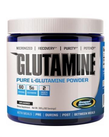 Gaspari Glutamine, 300 грамм