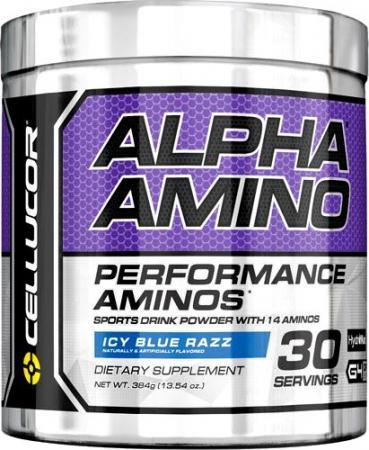 Cellucor Alpha Amino, 384 грамм
