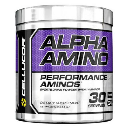 Cellucor Alpha Amino, 384 грамм