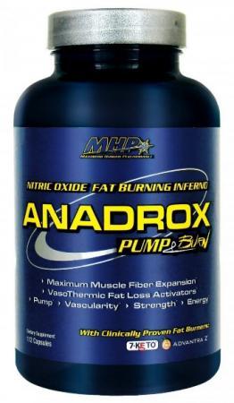 MHP Anadrox Pump & Burn, 112 капсул