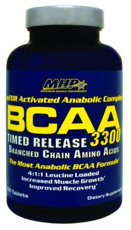MHP BCAA 3300, 120 таблеток