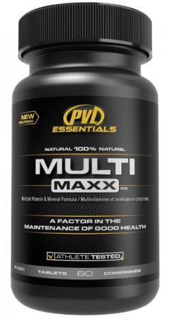 PVL Essentials Multi Maxx, 60 таблеток