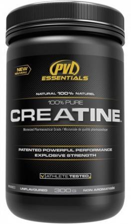 PVL 100% Pure Creatine, 300 грамм