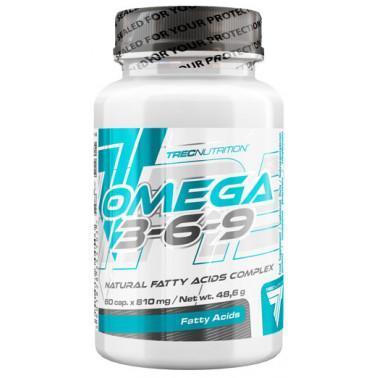 Trec Nutrition Omega 3-6-9, 60 капсул